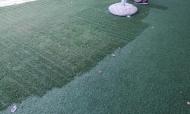 Dvigovanje poležane umetne trave