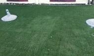 Umetna trava po servisu